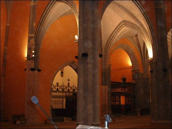 Restauración Iglesia de Orduña