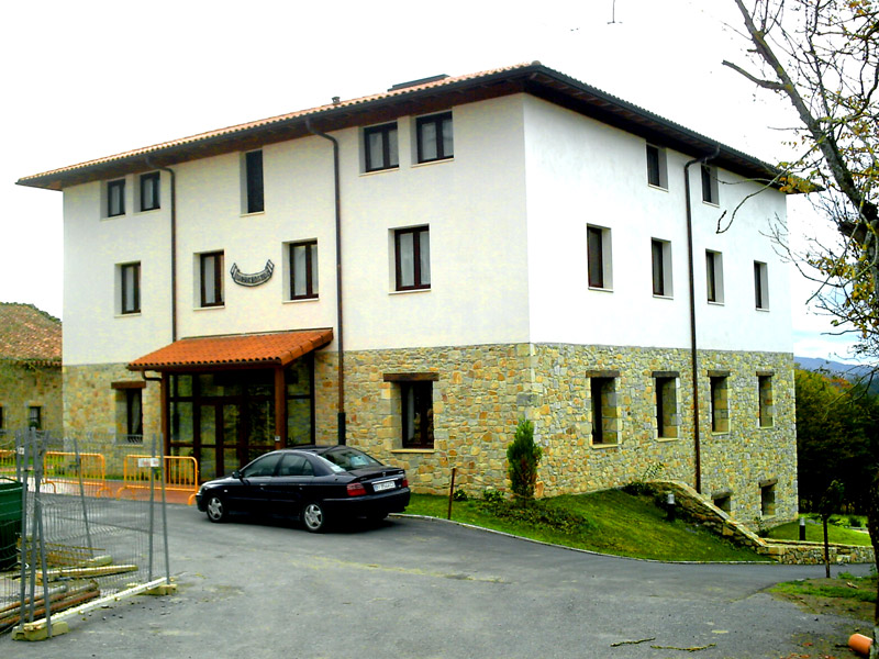 Casa Diocesana en Urkiola