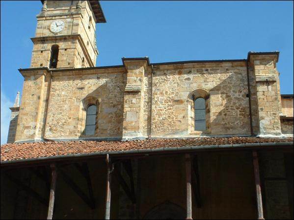 Rehabilitación Iglesia de Trucíos